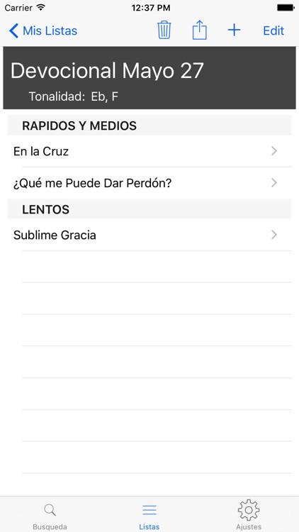 Himnario AcE screenshot-3