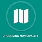la municipalidad de Chongqing : Navegacion GPS icon
