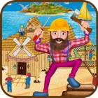 Seaside Dream House Builder icon