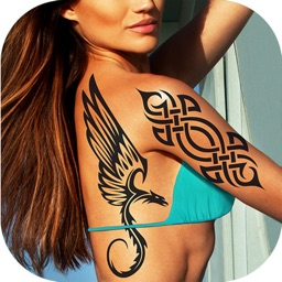 Tattoo Photo Editor - Add Tattoo to Photo