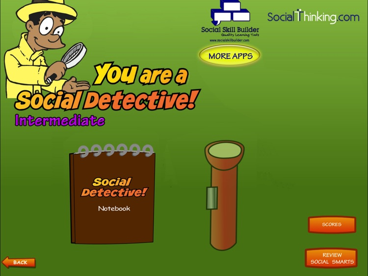 Social Detective Intermediate screenshot-0