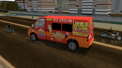 Ice Cream Delivery Games 3D screenshot two