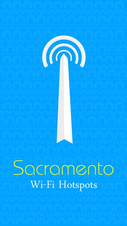 Sacramento Wifi Hotspots screenshot-0
