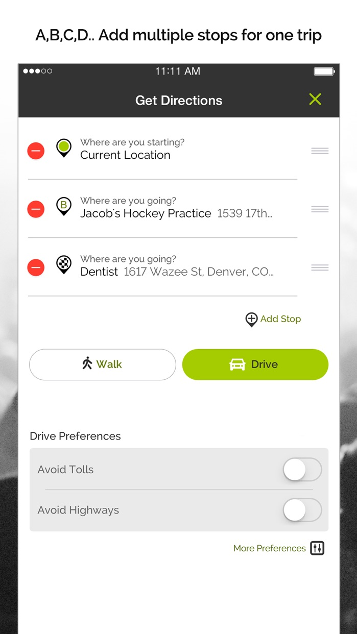 MapQuest: Navigation & Maps Screenshot