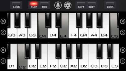 Pianist screenshot two
