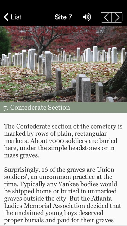 Atlanta's Oakland Cemetery screenshot-0