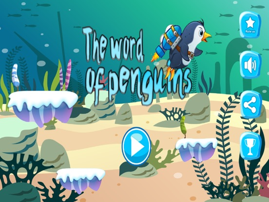 The word of penguins-ipad-1