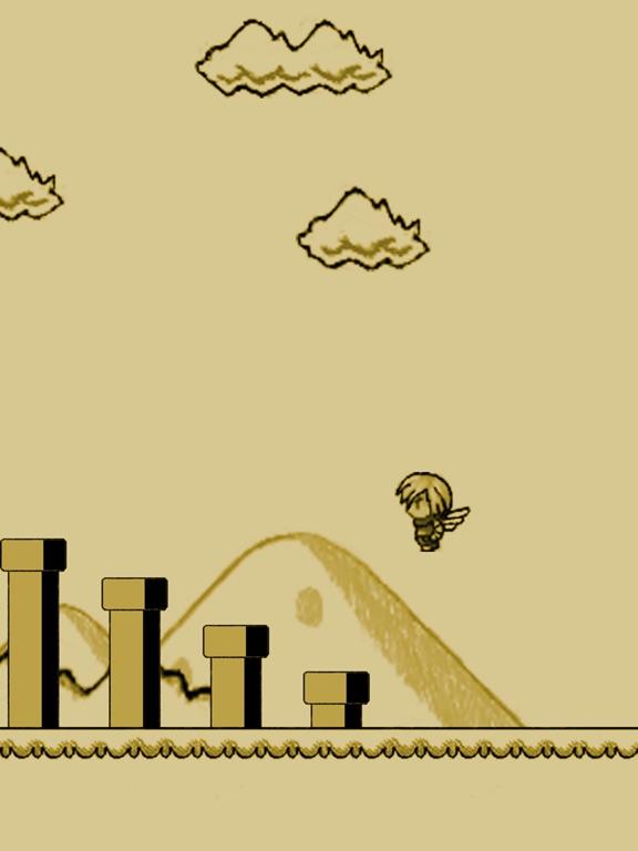 Pixels World Games For Girls-ipad-1