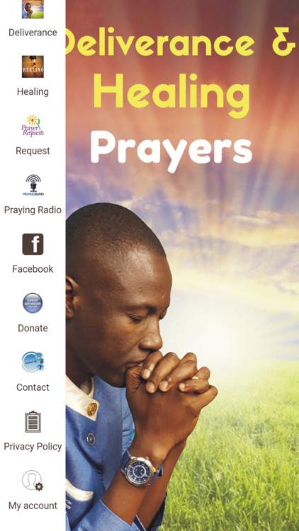 Deliverance & Healing Prayers screenshot-3