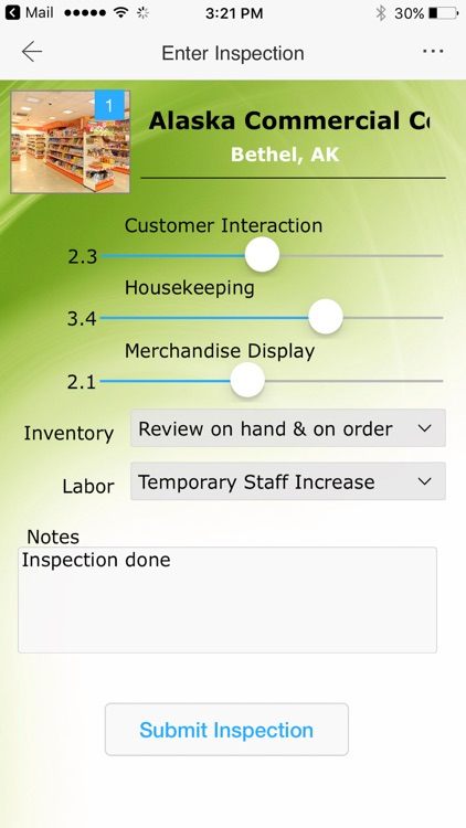 MicroStrategy Mobile iPhone screenshot-3