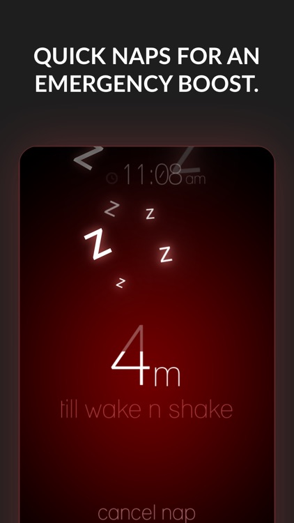 Wake N Shake Alarm Clock screenshot-4