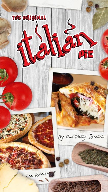 Original Italian Pie-Kenner