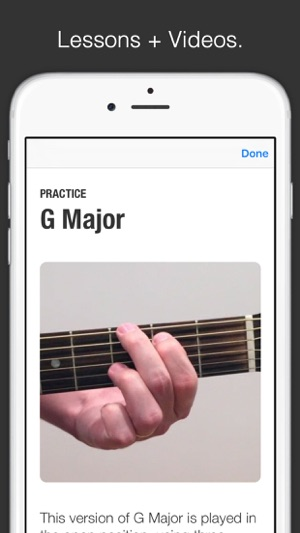 ChordBank - Guitar Chord App on the App Store