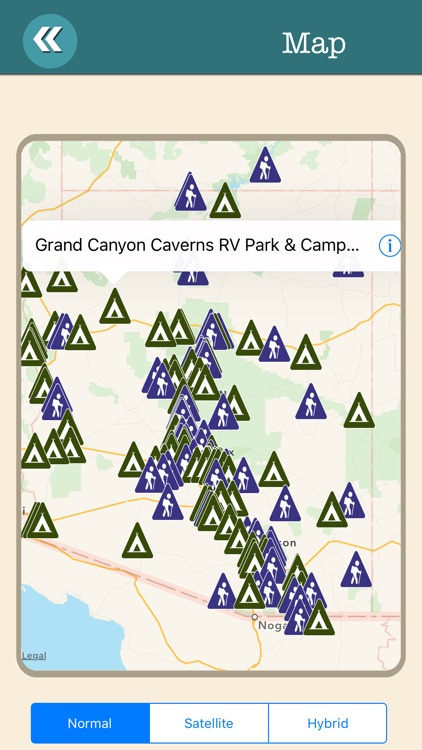 Arizona State Campgrounds & Hiking Trails