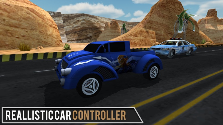 Offroad Racing in Car Simulator 2017