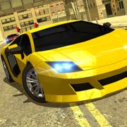 Sport Car Driving - 跑车驾驶停车场漂移模拟器