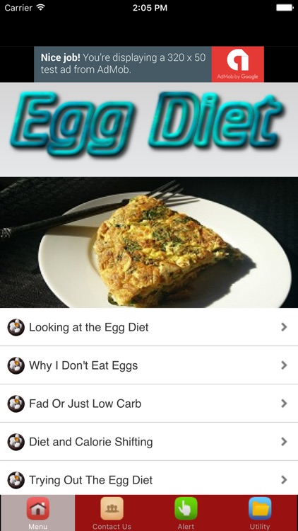 Egg Diet For Weight Loss Plan