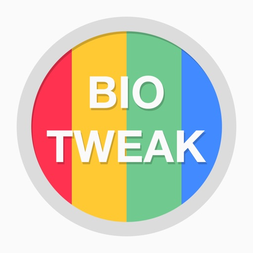 Bio Tweak - bio/profile editor for social networks