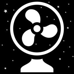 Deep Sleep Fan - White Noise for Bedtime