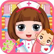 贝儿育婴小宝宝照顾欢乐中心-儿童医院模拟医生游戏