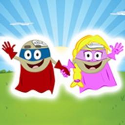 VNS terapi-informasjon for barn til iPhone og iPad