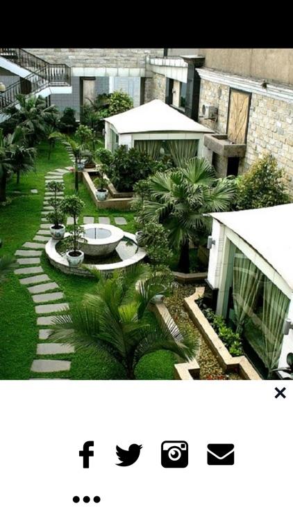 Yard and Garden Landscaping Design Ideas & Plans screenshot-3