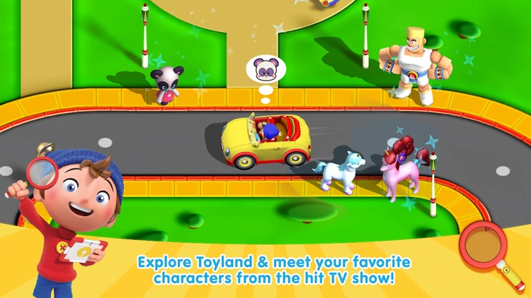 Noddy Toyland Detective screenshot-1