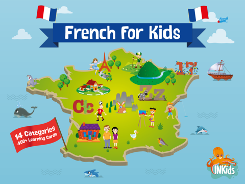 Learn French for Kids - náhled