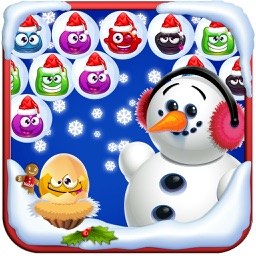 Christmas Jelly Shooter - Match 3 Shooting Game
