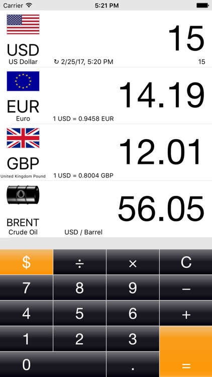 Currency+  Money converter
