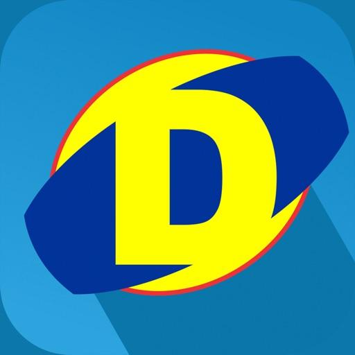 Dynâmica FM 105,9 application logo