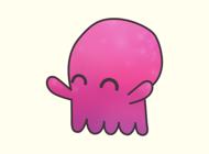 Tako the Octopus Sticker Pack