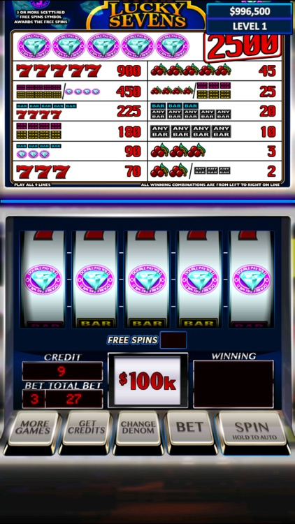 Real Vegas Slots screenshot-2