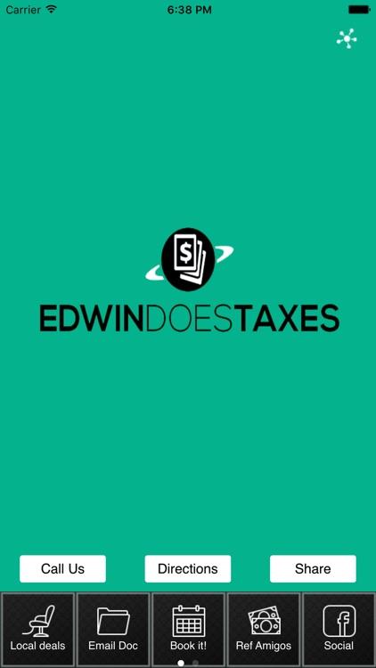 Edwin Does Taxes