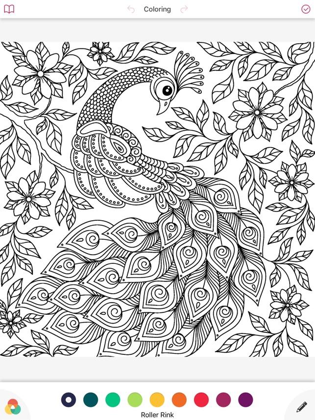 Mandala Boyama Kitabı Sakin Ol Dinlenmek Ilkokul App Storeda