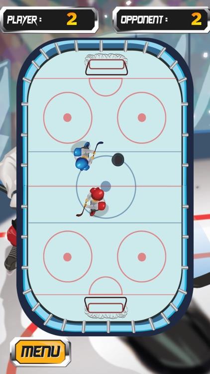 Hockey Shootout Pro! screenshot-3