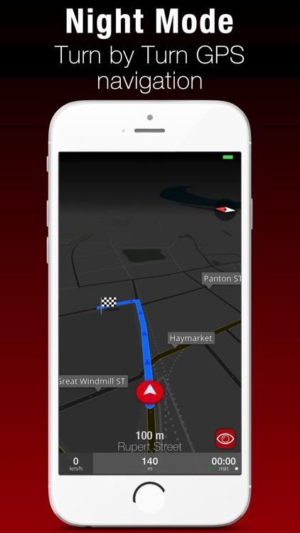 Corfu Tourist Guide + Offline Map screenshot-3