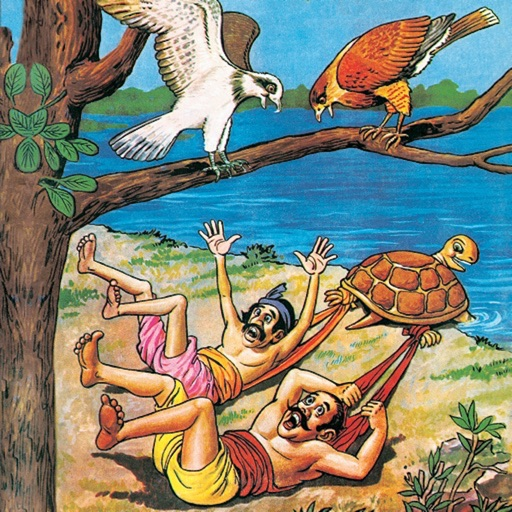 Jataka Tales - Bird Stories - Amar Chitra Katha icon