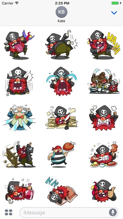 Pirate Red Beard screenshot-3