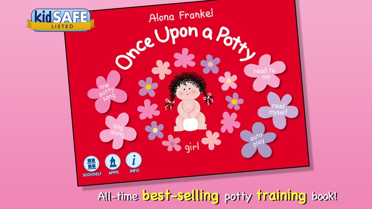 Once Upon a Potty: Girl