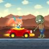 rally car driving vs zombie - 车管 赛车总动员 开车的 汽车赛车游戏