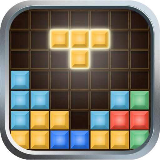 Блок-головоломка: кирпич классический, тетрис