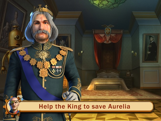 Королевство Аурелия: Тайна отравленного кинжала на iPad