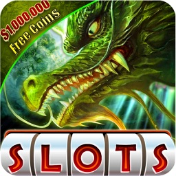 50 Red Dragon Slots: Throne Party & Golden Jackpot