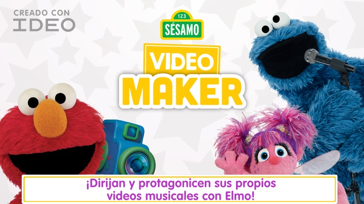 Video Maker de Sésamo screenshot-0