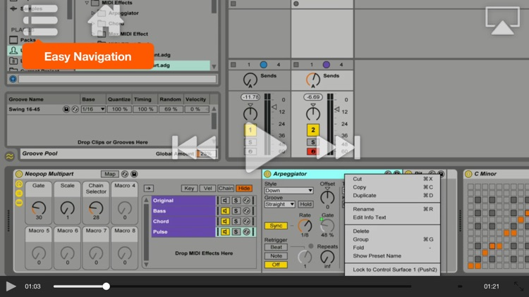 FastTrack™ For Ableton Live MIDI FX screenshot-3