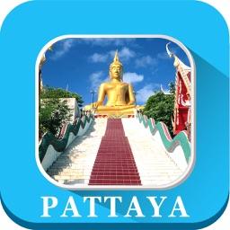 Pattaya Thailand - Offline Maps Navigator