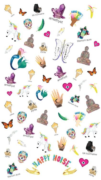 Happy Noise Emojis
