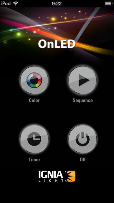 OnLED screenshot one