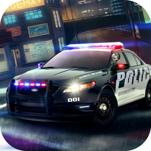 California Crime Police Driver iOS App